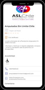 Ejemplo de Fundación en Accesapp